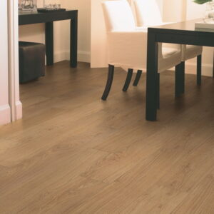 CLM1292-01 Suelo laminado Roble natural barnizado Quick-Step
