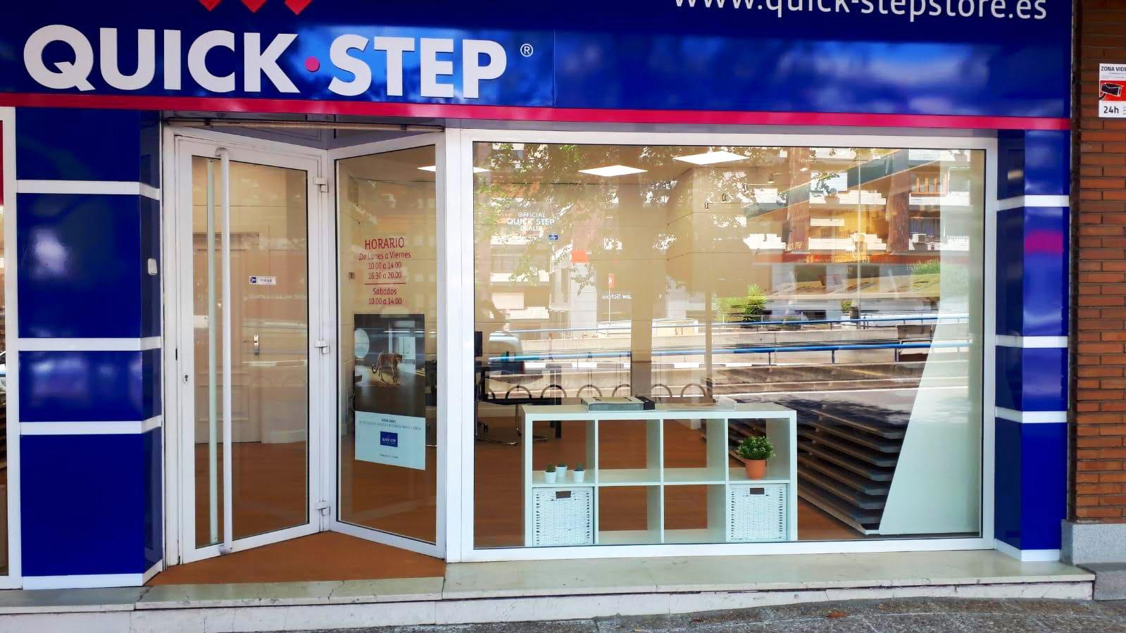 Tienda oficial Royal Quick Step en Madrid, Suelos laminados, Tarima flotante, Suelos de vinilo y Parquet de madera