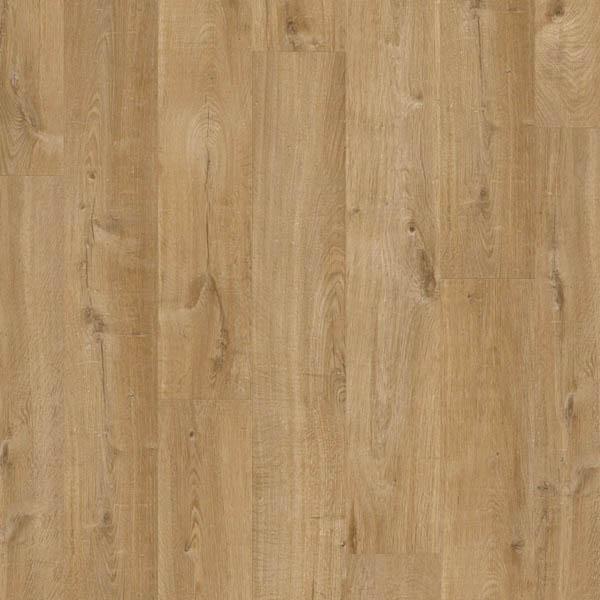 Roble algodón natural Quick Step Livyn Pulse Click Plus RPUCP40104